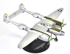 ATLAS 1/72 FIGHTERS OF WWII USAF LOCKHEED P38 JP-38 LIGHTNING RICHARD IRA BONG