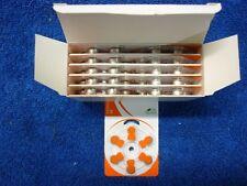 piles pour appareil auditive A13 1.4V x30 piles