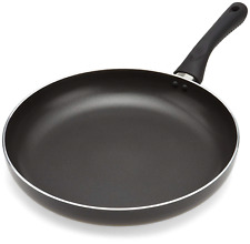 "Ecolution EABK-5132 Grande Non-Stick Fry Pan with Handle, 12.5"" Large, Black"