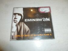 EMINEM - Stan - 2000 UK 4-track enhanced CD single