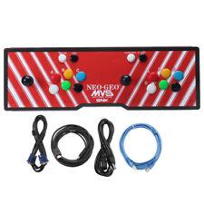 800 Video Games Arcade Console Machine Kit 2 Joystick +LED Light Pandora's Box 4