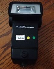 Soligor MK 24AS Flash (5412007) universal hot shoe MK24ASII II CAMERA ELECTRONIC