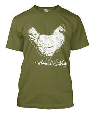 Chicken - Animal Farm Pet Men's T-shirt