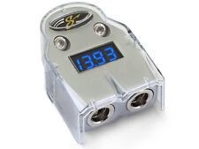 Stinger Shoc-Krome 0 4 Gauge Awg Digital Battery Positive Terminal Cover SHT301