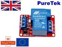 3.3V/5V 16A Relay Module for Arduino Nano Due Raspberry Pi ESP8266 + Optocoupler