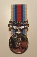 OSM Afghanistan Full Size Medal Court Mounted Op Herrick Afghan