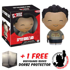 FUNKO DORBZ SHAUN OF THE DEAD ED VINYL FIGURE WITH FREE DORBZ PROTECTOR
