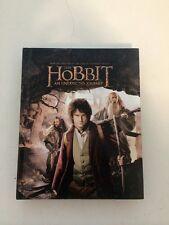 The Hobbit: An Unexpected Journey Blu-ray/DVD Walmart Digibook!
