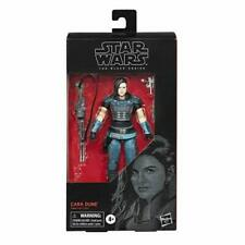 Star Wars Black Series Cara Dune Mandalorian  6 Inch Hasbro Figure NEW!
