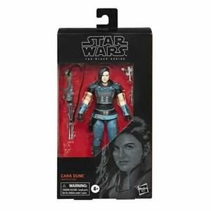 Star Wars The Black Series The Mandalorian Cara Dune Action Figure Brand New!
