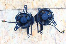 Ducati Diavel Strada Carbon 2012 2013 2014 2015 16 water radiator fan 55040221A