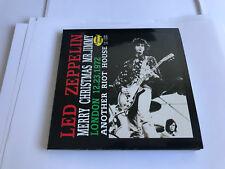 Led Zeppelin Merry Christmas Mr. Jimmy Lemon Song – LS-7208 : 2 CD EX/EX RARE