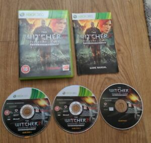 The Witcher 2: Assassins of Kings Enhanced Edition Microsoft Xbox 360 Game