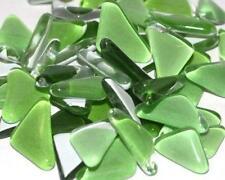 Verre Cristal Mosaïque Tuile Formes - Hosta Vert