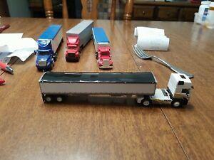 Herpa  MAN GRAIN  Tractor Trailer 1:87 Scale