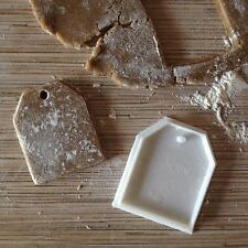 Tea bag cookie cutter. Tea bag cookie stamp. Tea bag cookies