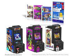 Stickers Lego Custom, Arcade Games 6, Instructions, city town Ninja Turtle