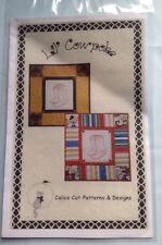 Lil' Cowpoke Calico Cat Patterns & Designs Judy Vessey Quilt Embroidery Western