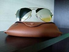 RAY BAN / RB3025 / 58&14&135 / Women sunglasses / Aviator silver