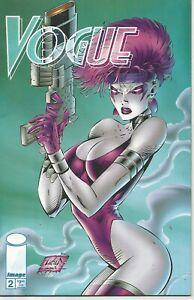 Vogue #2 by Brain Witten, Cy Voris & Andy Park (Image, 1995)