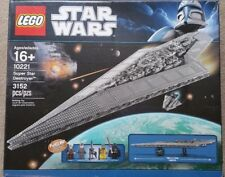LEGO Star Wars Super Star Destroyer (10221) Authentic NIB Sealed