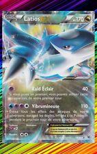 Latios Ex - XY6:Ciel Rugissant - 58/108 - Carte Pokemon Neuve Française