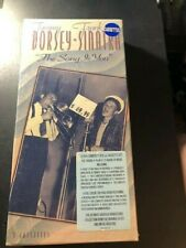 Tommy Dorsey-Frank Sinatra The Song is you 5 Cassettes-(BRAND NEW SEALED IN BOX)