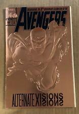 AVENGERS #360 GOLD FOIL COVER MARVEL COMICS (1993) VISION CAPTAIN AMERICA