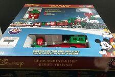 Lionel 6-82716 Disney Christmas Holiday to Remember Train Set O-Gauge