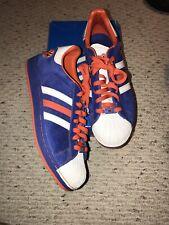 ADIDAS Superstar 1 NBA Series 2006 NYK New York Knicks Sneakers Shoes QS BLUE