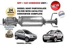 F Chevrolet Opel Opel 2006 > DPF Diesel filtro de partículas catalítico 96629318
