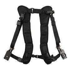 Quick Rapid Double Dual Shoulder Sling Belt Strap for DSLR Digital Camera new