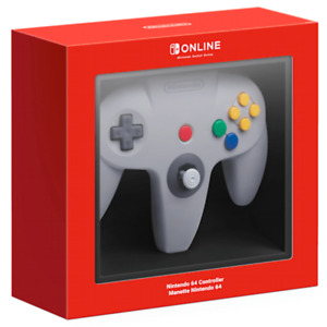 NINTENDO 64 CONTROLLER FOR SWITCH CONFIRMED PRE ORDER SOLD OUT RELEASE 26/10