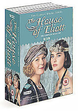 The House of Eliott - Complete Box Set [1991] [DVD], Very Good DVD, Minnie Drive