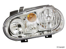 Headlight Assembly-Hella Left WD EXPRESS 860 54020 044 fits 02-06 VW Golf