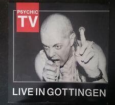 Psychic TV –  Live In Gottingen - record vinyl