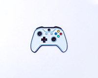 Enamel Pins Xbox Controller Fan Art