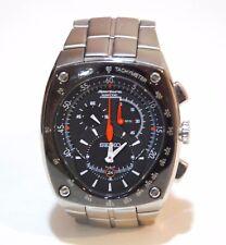 Seiko-Sportura-7L22-OADO-Kinetic-Men's-Wrist-Watch-Plus-Original-SS-Bracelet