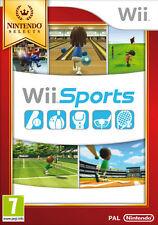 Wii Sports Selects Nintendo WII IT IMPORT NINTENDO