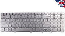 New Keyboard for Dell Inspiron 17 7000 (7746) 7737 15HR silver US backlit T78KM