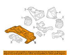 BMW OEM Engine Motor Transmission-Transmission Cross Member 22316776522
