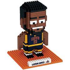 NBA Basketball 3D LeBron James Cleveland Cavaliers Player BRXLZ Puzzle Set Kids