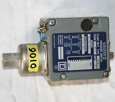 SQUARE D  9012 ACW-5 Ser B Industrial Pressure Switch 1-75 PSI Diff'l 4-15 PSI