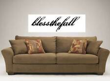 """BLESSTHEFALL MOSAIC 48""""X16"""" WALL POSTER Mike Frisby"""