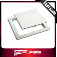 Access Panel Plastic 245mm x 245mm Security, Plumbing, Electrical Access KAP01