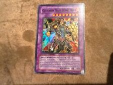 Yugioh card Holofoil Gladiator Beast Heraklinos TDGS-ENSE2 - Super Rare - NM