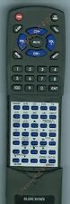 Replacement Remote for SHERWOOD NEWCASTLE R772, LRC122RS