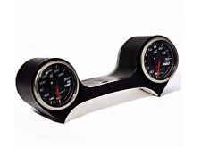 ATi Dual Steering Column 52mm Gauge Pod For 95-98 Nissan 240SX S14