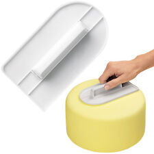 Cake Smoother Tools Fondant Edge Hot Polisher Sugar Craft Paddle Cream DIY