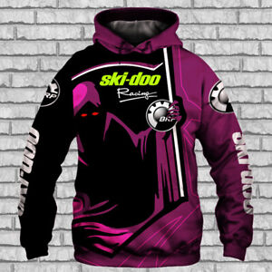 Ski-Doo/Snowmobile/BRP/XRS 800/TOP Men's US 3D Hoodies/BEST GIFT 8/Size S-5XL